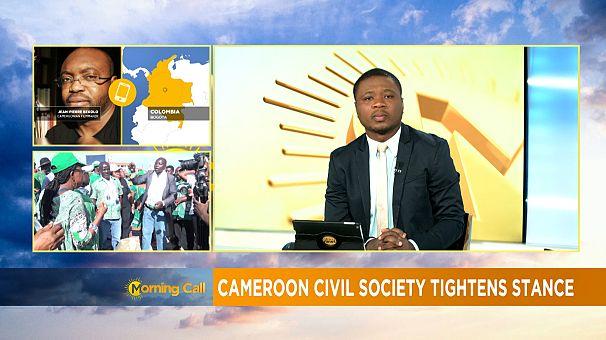 Cameroon groups kick as top US diplomat visits [Morning Call]