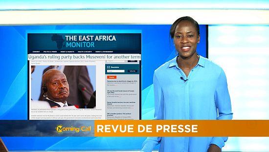 Un sixième mandat en vue pour Museveni [Revue de presse]