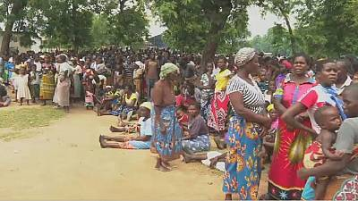 Humanitarian crisis grows following recent floods in Malawi