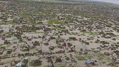 Cyclone au Mozambique : l'aide du PAM