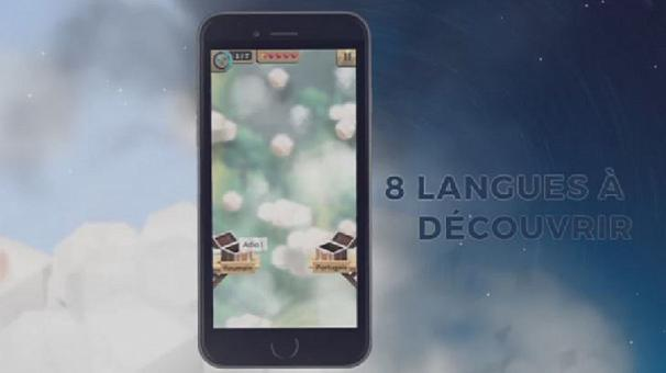 French Culture Ministry launches language app