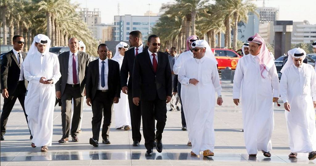 Ethiopia PM seeks Qatari investment