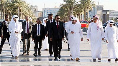 Ethiopia PM seeks Qatari investment