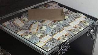 Fake $100 bills totaling 20 million seized from Kenya bank vault