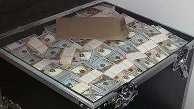 Kenya : 20 millions de dollars en faux billets saisis