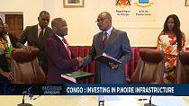 Partenariat économique : 100 millions de dollars pour Pointe-Noire