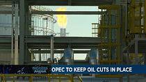 Oil: Status quo in production