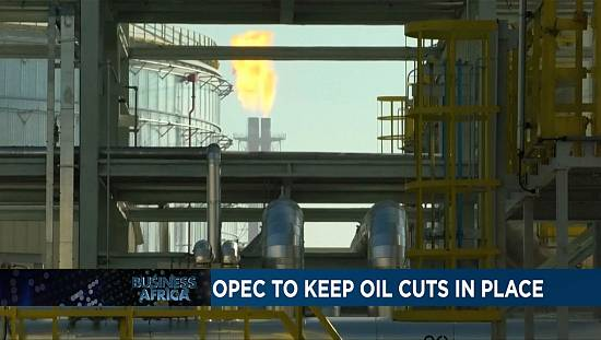 Oil: Status quo in production