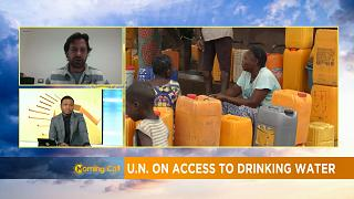 2.1 billion people deprived of water- UN report [Morning Call]