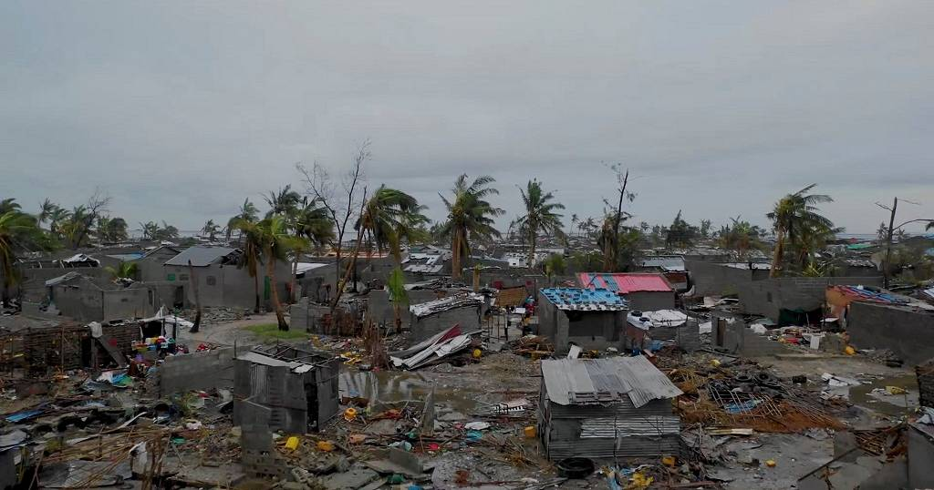 Mozambique starts three-days national mourning for cyclone victims