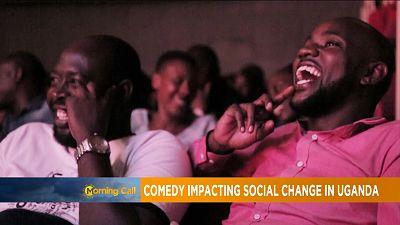 L'impact social de la comédie en Ouganda [Morning Call]