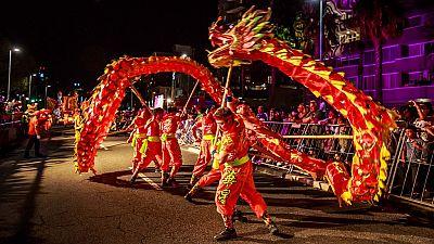 Afrique du Sud : un carnaval pour célébrer la diversité