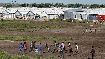 South Sudan is world's least happy country
