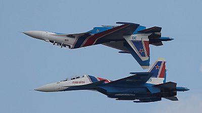 L'Egypte bientôt dotée de 20 avions de combat russes