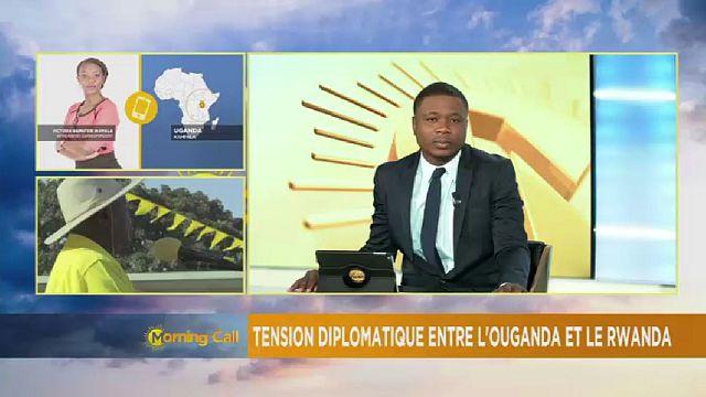 Tension diplomatique entre l'Ouganda et le Rwanda [The Morning Call]