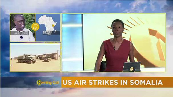 Several civilian deaths by US drones over 2 years in Somalia- AI [Morning Call]