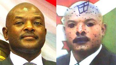 Burundi : trois écolières écrouées pour avoir gribouillé la photo du président