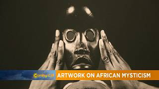 Artwork on African mysticism [Morning Call]