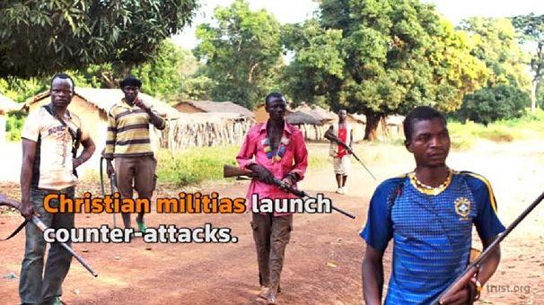 Centrafrique : les groupes armés approuvent un nouveau gouvernement