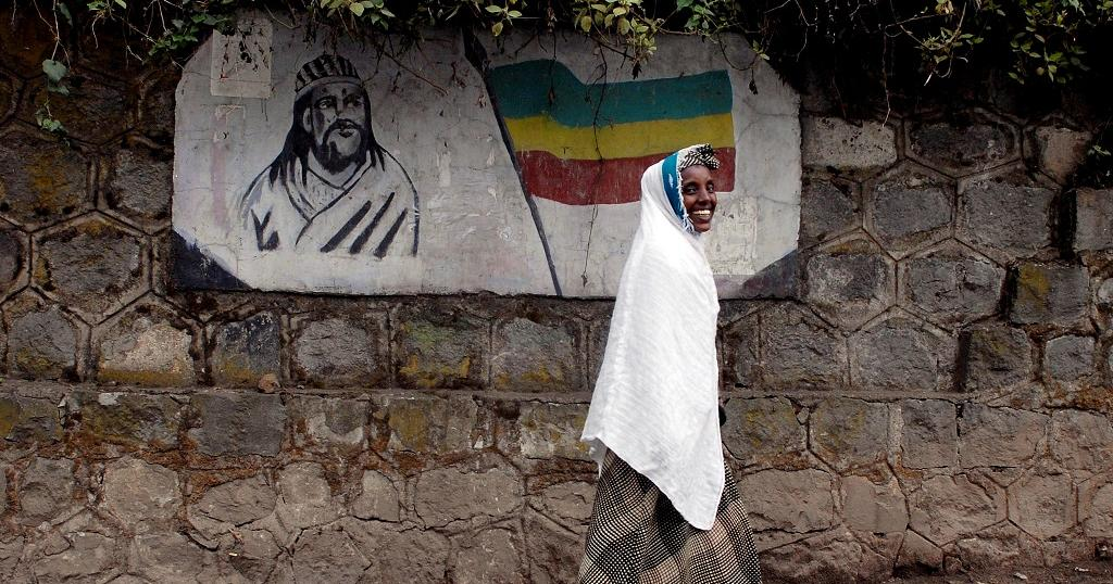 Ethiopians celebrate return of Emperor Tewodros' lock of hair