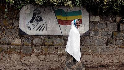 Ethiopians celebrate return of Emperor Tewodros' lock of hair