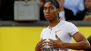 United Nations backs S. Africa's Semenya in case against IAAF