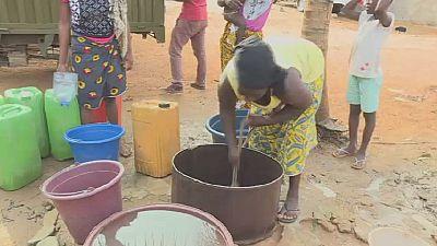 """Le système """"D"""" pour fournir de l'eau potable à Abidjan"""