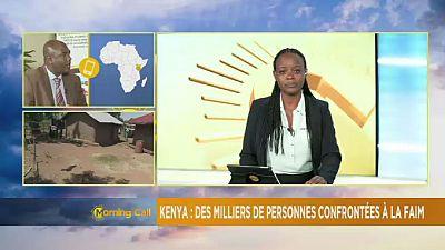 Famine au nord du Kenya : le gouvernement vivement critiqué [Moning Call]