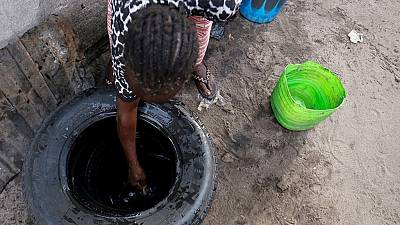Abidjan residents turn to private companies to get water