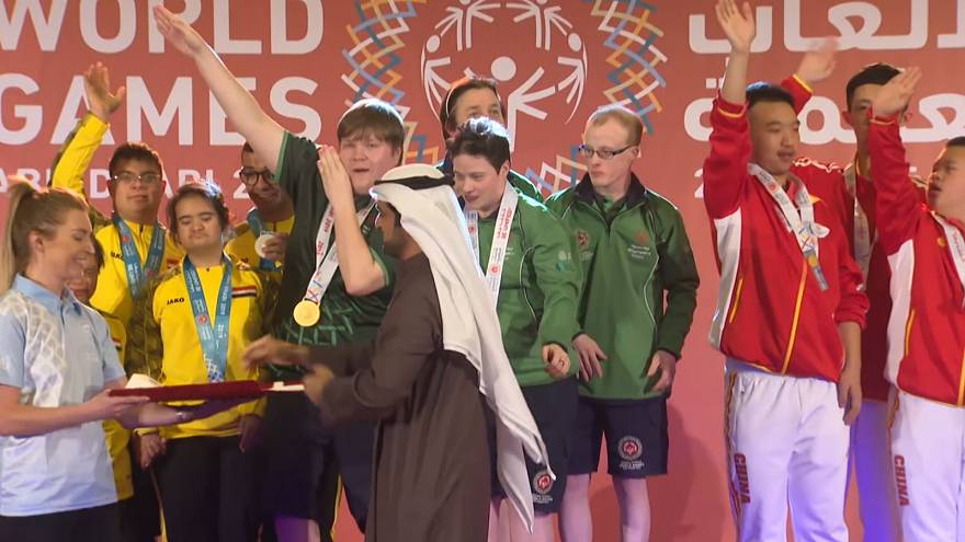 Abu Dhabi Special Olympics wraps, but fight for inclusion continues