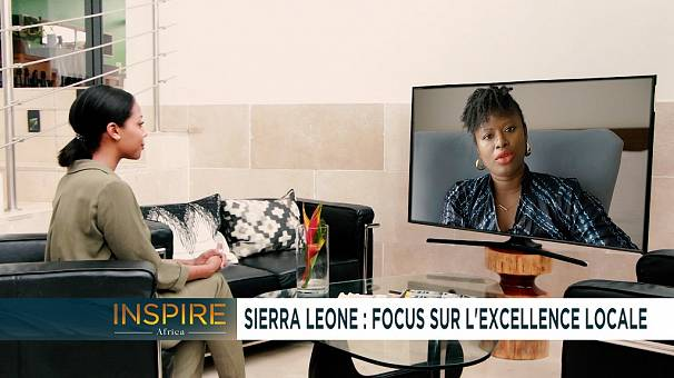 Rediscovering Sierra Leone with Vickie Remoe [Inspire Africa]