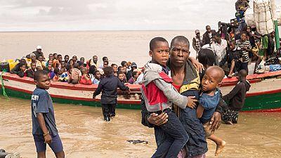 Cyclone Idai : l'Afrique australe sinistrée, déjà plus de 600 morts