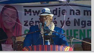 Comores : l'ONU appelle à un scrutin ''pacifique et transparent''