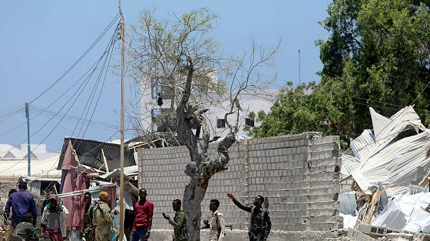 Somali: 11 people wounded in Mogadishu Al-Shabaab attack