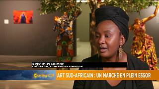 South Africa: Cape Town art market [The Morning Call]