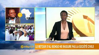 Gabon: Tensions even after Bongo returns [The Morning Call]