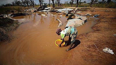 Cyclone Idai : le niveau des eaux diminue au Mozambique