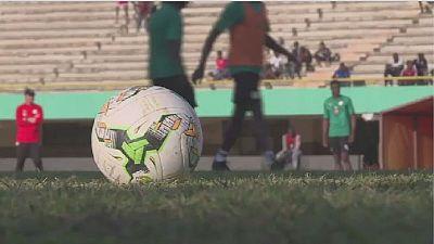Senegal, Mali clash for a friendly match