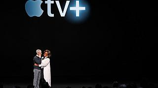 Apple unveils video streaming service, Apple TV+