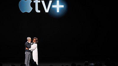 Apple dévoile son service de streaming et de jeux vidéo