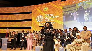 Crans Montana Forum focuses on women's leadership
