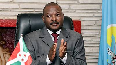 Burundi frees girls who defaced president, warns parents