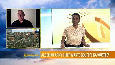 Algeria's chief of army staff turns against Bouteflika [The Morning Call]