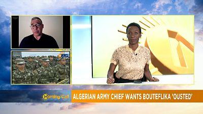 Algérie : Bouteflika lâché par l'armée [The Morning Call]