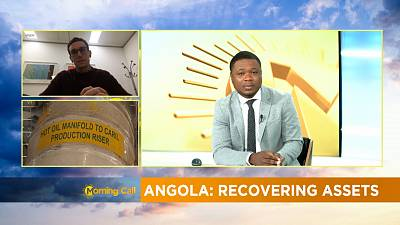 L'Angola récupère plus de 3 milliards de biens [The Morning Call]