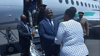 Tshisekedi's shuttle diplomacy heads to US after visits to 6 African nations