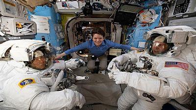 La première sortie spatiale 100 % féminine annulée