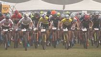 Schurter and Forster retake yellow jersey in Cape Epic mountain bike race [No Comment]