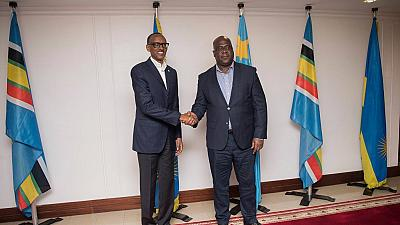 Le Rwanda et la RDC se disent prêts à coopérer