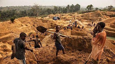 RDC : deux Chinois tués dans une mine d'or, deux suspects arrêtés